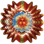Animated Sun Wind Spinner
