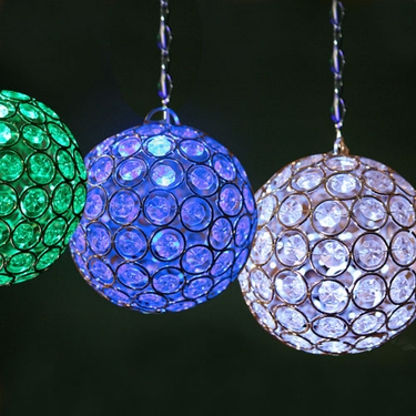 Anywhere Glam Balls (Case of 6) - Click to enlarge