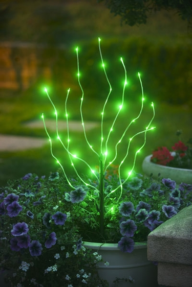 Anywhere Lighting LED Branches - Green - Click to enlarge