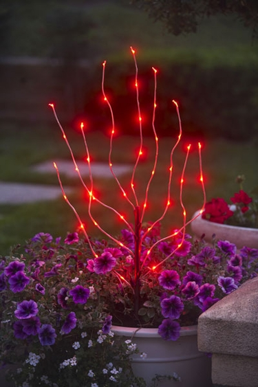 Anywhere Lighting LED Branches - Red - Click to enlarge