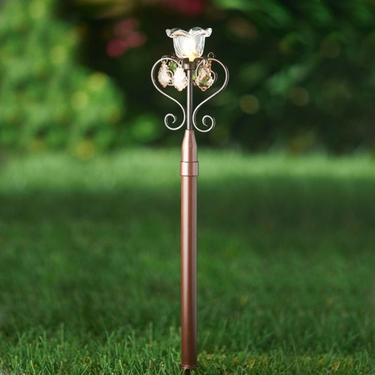 Anywhere Scroll Garden Stake - Click to enlarge