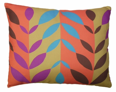 Autumn Leaves Outdoor Pillow - Click to enlarge