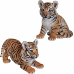 "Baby Tiger Cubs ""Ultra-Realistic"" (Set of 2)"