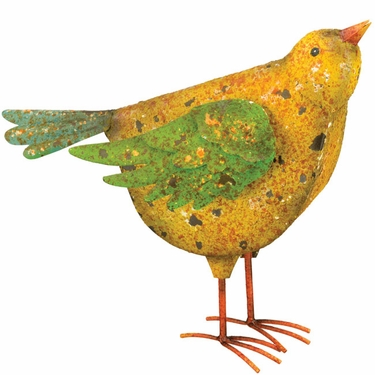 Barn Chic Bird Decor - Up - Click to enlarge