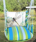Beach Boulevard Dragonfly Wisp Hammock Chair Swing Set