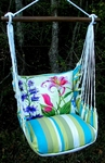 Beach Boulevard Spring Fling Hammock Chair Swing Set