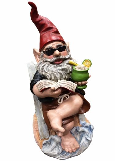 Beach Gnome - Click to enlarge