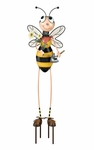Bee Man Garden Decor