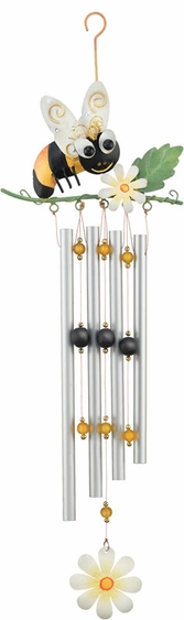 Bee Wind Chime - Click to enlarge