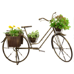 Bicycle Planter - Large