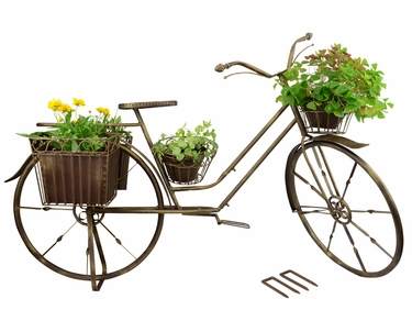 Bicycle Planter - Large - Click to enlarge