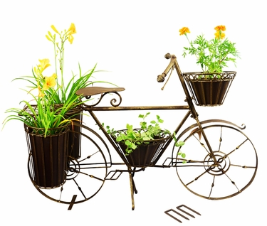 Bicycle Planter - Medium - Click to enlarge