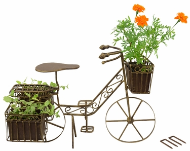 Bicycle Planter - Small - Click to enlarge