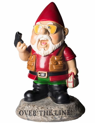 Big Lebowski Gnome - Click to enlarge
