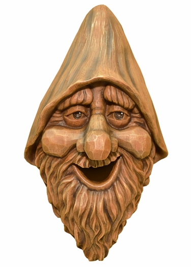 Bird House Tree Face – Harry - Click to enlarge