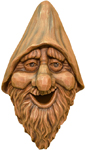 Bird House Tree Face – Harry