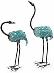 Bloomer Filigree Bird Planters (Set of 2)