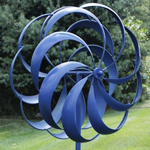 Blue Windward Spinner