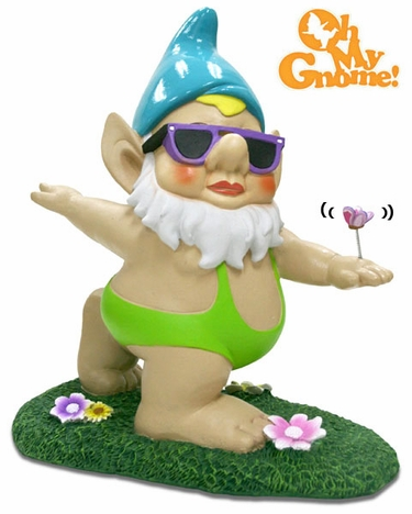 Butterfly Mankini Gnome - OMG! - Click to enlarge