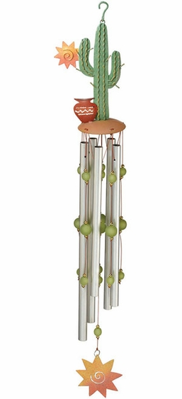 Cactus Wind Chime - Click to enlarge
