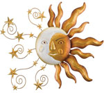 Celestial Wall Decor - XLG