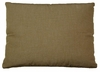 Chocolate Brown Outdoor Pillow