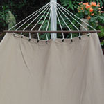Chocolate Sundure Fabric Hammock