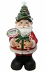 "Christmas Gnome w/LEDs: ""Gnome for the Holidays"""