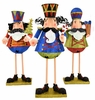 Christmas Nutcracker Statues (Set of 3)