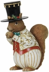 Christmas Squirrel Decor