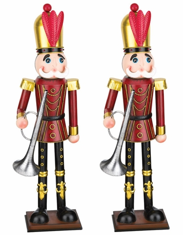 30 - Outdoor Toy Soldier Christmas Decorations