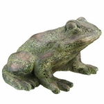 Classic Frog Statue