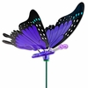 "11"" WindyWings Butterfly Garden Stakes (Set of 4)"