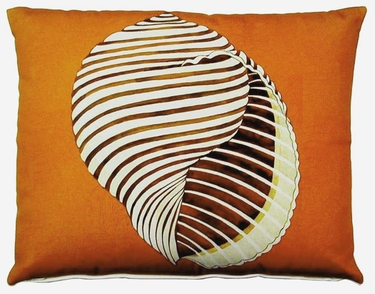 Conch Outdoor Pillow - Click to enlarge