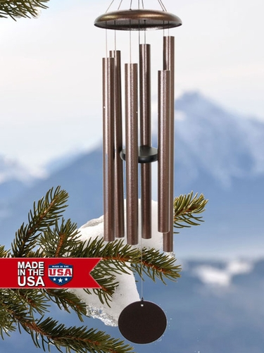 44 Inch Corinthian Bells Tuned Wind Chimes - Click to enlarge