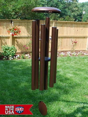 Corinthian Bells 55 Inch Wind Chimes - Click to enlarge