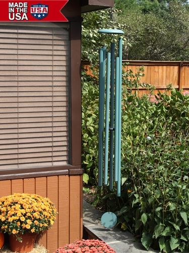 Corinthian Bells 74 Inch Wind Chimes - Click to enlarge