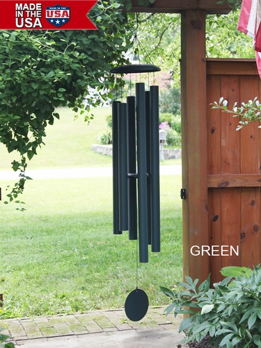 Corinthian Bells 78 Inch Wind Chimes - Click to enlarge