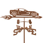 Corvette C5 Weathervane