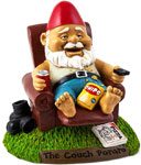Couch Potato Gnome