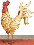 Country Rooster Decor