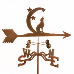 Coyote Weathervane