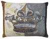 Crown Outdoor Pillow