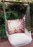 Curly Mums Hammock Chair Swing Set
