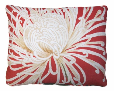 Curly Mums Outdoor Pillow - Click to enlarge