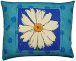 Daisy Outdoor Pillow