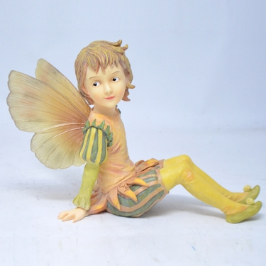 Dandelion Fairy Statue - Cicely Mary Barker - Click to enlarge