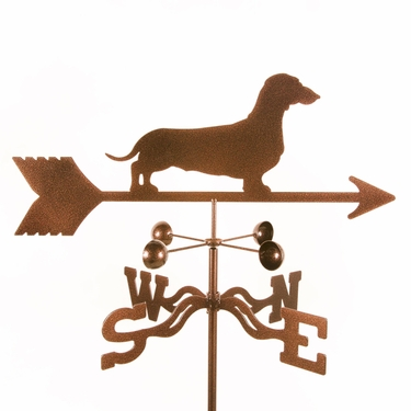 Daschund Weathervane - Click to enlarge