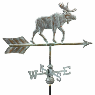 Decorative Moose Weathervane - Click to enlarge