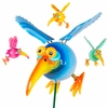 Dodo Birds on a Stick (Set of 6)